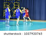 orenburg  russia   11 13... | Shutterstock . vector #1037920765