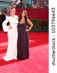Постер, плакат: Kimberly Kardashian and Kourtney