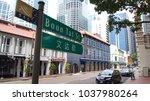 singapore   apr 2nd 2015 ... | Shutterstock . vector #1037980264