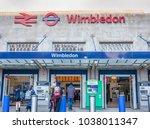 London  March  2018  Wimbledon...