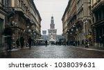 milan  italy   mar 1st  2018 ...   Shutterstock . vector #1038039631
