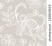 Old Lace Background  Ornamenta...