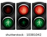 Traffic Light For People....