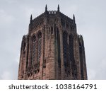 Liverpool Cathedral Building