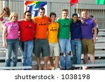 Group Of Young People Wearing...