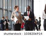 contemporary intercultural...   Shutterstock . vector #1038206914