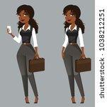 cartoon illustration of an... | Shutterstock .eps vector #1038212251