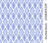 seamless pattern with... | Shutterstock . vector #1038305239