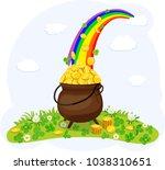vector design of magic pot with ...
