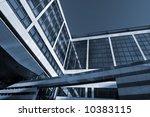modern architecture   cbd  ... | Shutterstock . vector #10383115