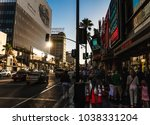 hollywood  california   july 19 ... | Shutterstock . vector #1038331204