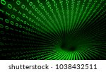 Background Matrix Style.green...