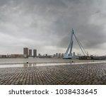 city landscape   view on... | Shutterstock . vector #1038433645