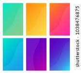holographic background. vector...
