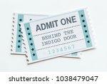 closeup of an entertainment... | Shutterstock . vector #1038479047