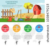 big set infographics vector... | Shutterstock .eps vector #1038479215