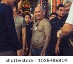nakhon pathom   thailand  ... | Shutterstock . vector #1038486814