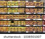penang  malaysia   february 13  ...   Shutterstock . vector #1038501007