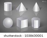 geometric shape for education...