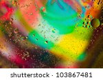 Abstract Water Color Backgroun...