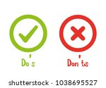 Do's And Don'ts Icon