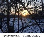 Unbelievable Sunset Through...