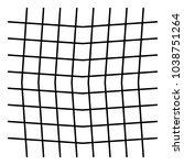 wavy  zig zag  criss cross grid ...   Shutterstock .eps vector #1038751264
