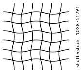 wavy  zig zag  criss cross grid ...   Shutterstock .eps vector #1038751291
