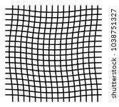 wavy  zig zag  criss cross grid ...   Shutterstock .eps vector #1038751327