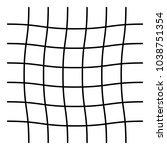 wavy  zig zag  criss cross grid ...   Shutterstock .eps vector #1038751354