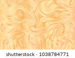 vector illustration of ink... | Shutterstock .eps vector #1038784771