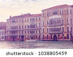 venice  italy   january 06 ... | Shutterstock . vector #1038805459