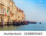 venice  italy   january 06 ... | Shutterstock . vector #1038805465
