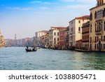 venice  italy   january 06 ... | Shutterstock . vector #1038805471