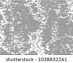 grunge white and black stripes. ...   Shutterstock .eps vector #1038832261