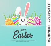 Happy Easter Greeting Card....