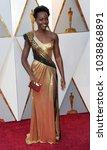 lupita nyong'o at the 90th... | Shutterstock . vector #1038868891
