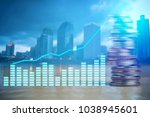 finance  profit  capital... | Shutterstock . vector #1038945601