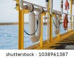coriolis flow meter or mass...   Shutterstock . vector #1038961387
