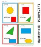 educational math game for kids  ... | Shutterstock .eps vector #1038962671