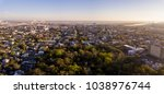 aerial view of downtown... | Shutterstock . vector #1038976744