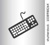 keypad vector illustration | Shutterstock .eps vector #1038988264