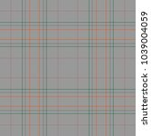 tartan traditional checkered... | Shutterstock .eps vector #1039004059