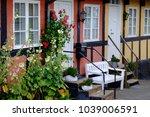 svaneke bornholm in denmark | Shutterstock . vector #1039006591