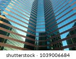 underside panoramic and... | Shutterstock . vector #1039006684