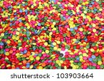 Sweet Color Candies Decoration...