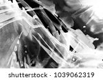 Black And White Abstract...