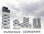 double exposure photo of... | Shutterstock . vector #1039069495