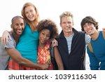an image of friends   Shutterstock . vector #1039116304