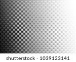 fade halftone background.... | Shutterstock .eps vector #1039123141